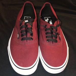 black vans red laces Limit discounts 56